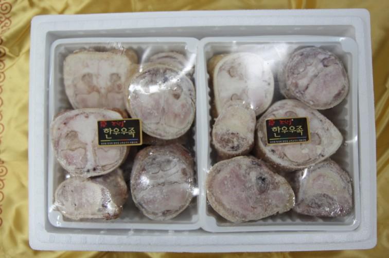 한우 우족 선물세트 2호 3Kg